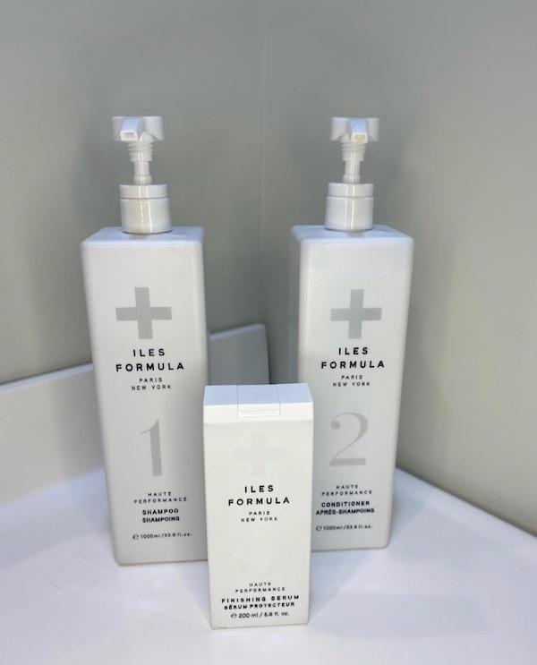 iles shampoo and conditioner